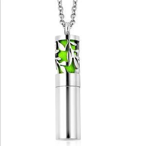 Jewelry - Essential Oil diffuser aromatherapy necklace